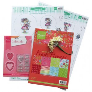 Marianne D Assortiment set Sweet hearts (UK) PA4025 (New 06-16)