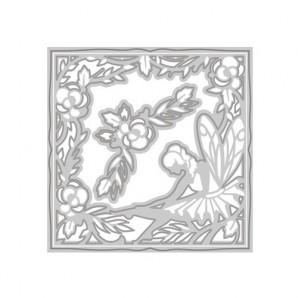 Tonic Studios Double detail die - floral faerie frame 1140E