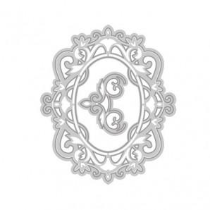 Tonic Studios Double detail die - jewelled crown 1143E