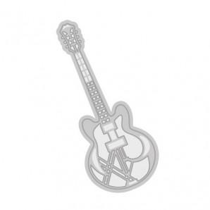 Tonic Studios Die - Rococo electric guitar 1175E