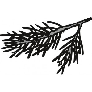 Marianne D Craftable Tiny's Pine tree branch CR1378 (09-16)