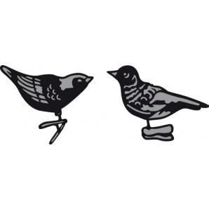 Marianne D Craftable Tiny's ornaments birds CR1380 (09-16)