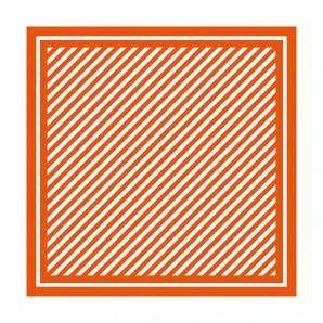 Tonic Studios 8x8 Embossing folder - Simple stripes 1443E (09-16)