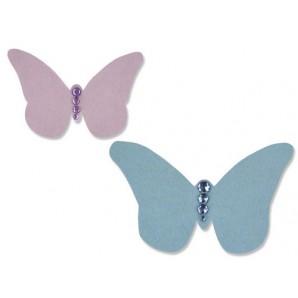 Sizzix Bigz Die - Vintage Butterfly 661075 Sophie Guilar