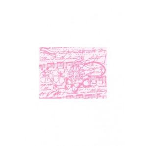 Sizzix Text. Impr. Emb. Folder - Vintage Texture 661076 Sophie Guilar