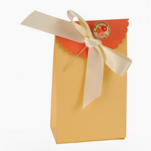 Sizzix Thinlits Die Set - Party Favour bag 4PK 661169 Samantha Barnett (08-16)