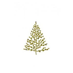 Sizzix Thinlits Die - Treetops Glisten 661729 Pete Hughes (07-17)