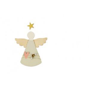 Sizzix Bigz Die - Angel #2 661730 Sophie Guilar (07-17)