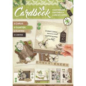 Studio Light Card Book A4 Condoleance 01 CARDBOOKSL01 (07-16)