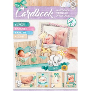 Studio Light Card Book A4 Baby 02 CARDBOOKSL02 (07-16)