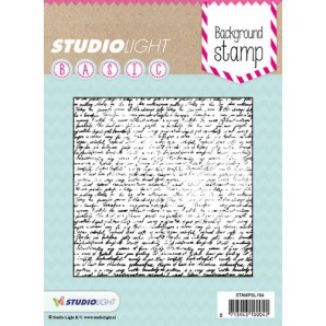Studio Light Clearstempel A7 Basic nr 194   15x15cm STAMPSL194 (07-17)