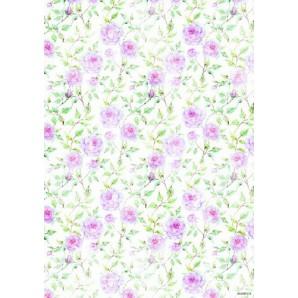 Studio Light Achtergrondpapier 10vel A4 Beautiful Flowers 218 BASISBF218 (new 05-16)