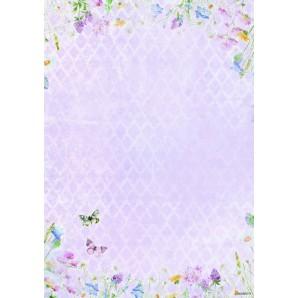 Studio Light Achtergrondpapier 10vel A4 Beautiful Flowers 219 BASISBF219 (new 05-16)