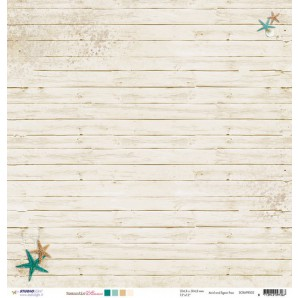 Studio Light Scrappapier 10vel 30,5x30,5 Romantic Summer 02 SCRAPRS02 (07-16)