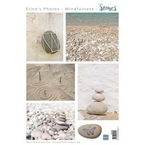 Marianne D 3D Knipvellen Eline's mindfulness - Stones AK0062 (new 06-16)