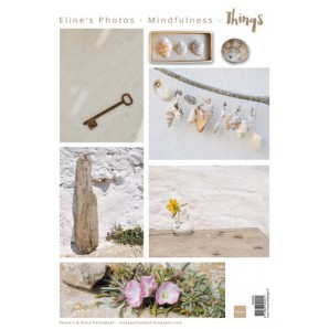 Marianne D 3D Knipvellen Eline's mindfulness - Things AK0063 (new 06-16)