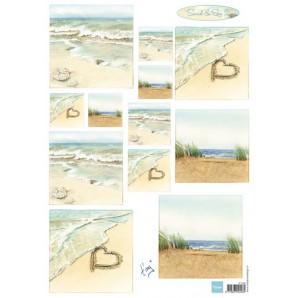 Marianne D 3D Knipvellen Tiny's Sand & Sea 2 IT586 (new 06-16)