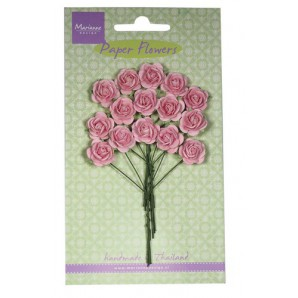 Marianne D Decoration Roses - light pink  RB2245 (New 03-16)