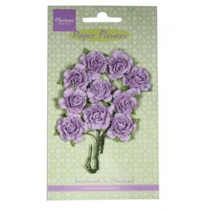 Marianne D Decoration Carnations - light lavender  RB2260 (New 03-16)