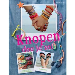 Kosmos Boek - Knopen doe je zo! Engel, Sophie (new 06-16)