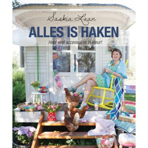 Kosmos Boek - Alles is haken Laan, Saskia (new 06-16)
