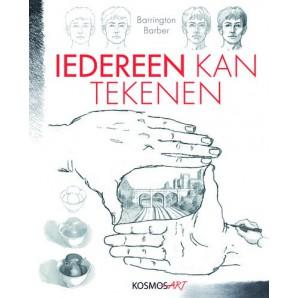Kosmos Boek - Iedereen kan tekenen (NL) Barber, Barrington (new 06-16)