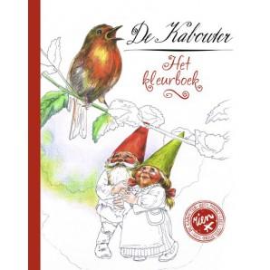 Kosmos Boek - De kabouter - Het kleurboek A3 Poortvliet, Rien (new 06-16)