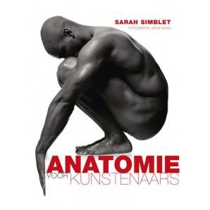 Kosmos Boek Anatomie voor kunstenaars Simblet, Sarah (11-16)