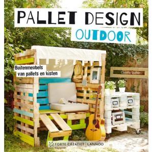 Forte Boek - Pallet design outdoor Claudia Guther (new 06-16)