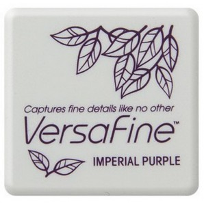Versafine inktkussen Imperial purple VF-SML-037