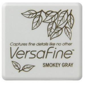Versafine inktkussen Smokey grey VF-SML-083