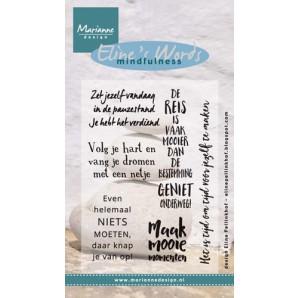 Marianne D Stempel Eline´s mindfulness De reis EC0164 (New 06-16)
