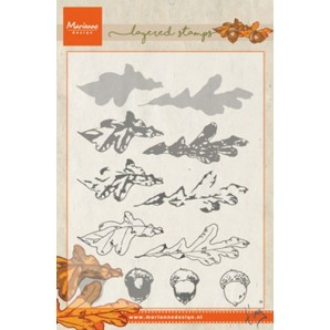 Marianne D Stempel Tiny's herfst - layering TC0857 (09-17)