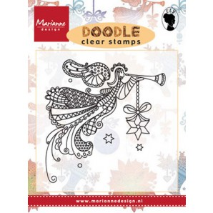 Marianne D Stempel Doodle - Engel EWS2220 (08-16)