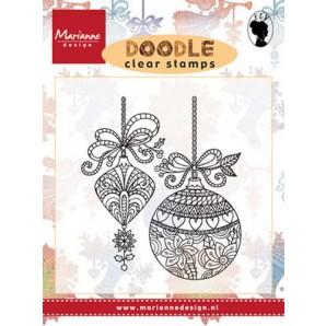 Marianne D Stempel Doodle - Kerst decoratie EWS2221 (08-16)