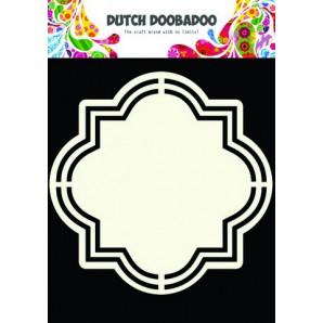 Dutch Doobadoo Dutch Shape Art frames vierkant ornament A5 470.713.111