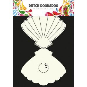 Dutch Doobadoo Dutch Card Art Conch A5 470.713.635 (07-17)