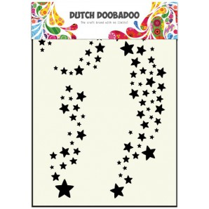 Dutch Doobadoo Dutch Mask Art sterren A6 470.715.400 (08-16)