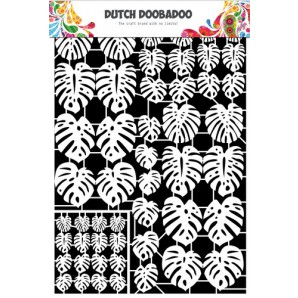 Dutch Doobadoo Dutch Paper Art Leaves SB - A5 472.948.049 (07-17)