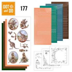 Dot and Do 177 Amy Design Wild Animals