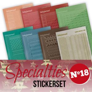 Specialties 18 Stickerset SPECSTS018
