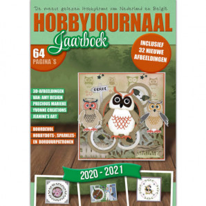Hobbyjournaal jaarboek 2020