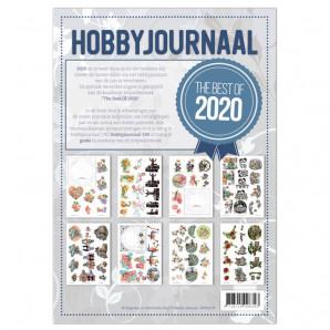 Hobbyjournaal 190 - knipvellenboek The Best of 2020