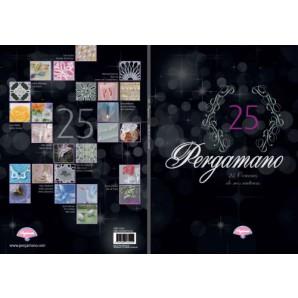 Livre 25 ans de Pergamano
