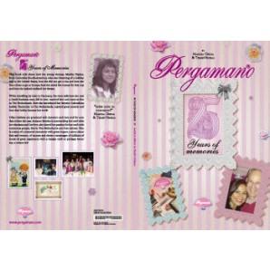 Boek 25 jaar geschiedenis roze NL