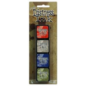 Ranger Distress Mini Ink Kit 5 TDPK40354 Tim Holtz