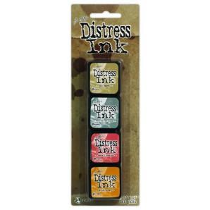 Ranger Distress Mini Ink Kit 7 TDPK40378 Tim Holtz