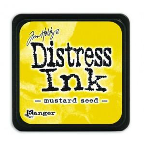 Ranger Distress Mini Ink pad - mustard seed TDP40040 Tim Holtz