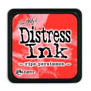 Ranger Distress Mini Ink pad - ripe persimmon TDP40118 Tim Holtz