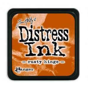 Ranger Distress Mini Ink pad - rusty hinge TDP40125 Tim Holtz